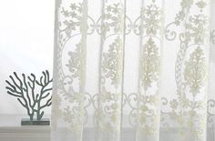 6 Interesting Cool Tips: Cute Curtains Ideas nursery curtains tie back. Cute Curtains, White Sheer Curtains, Layered Curtains, Vintage Curtains, Shabby Chic Curtains, Drop Cloth Curtains, Green Curtains, Rustic Curtains, Curtains Living