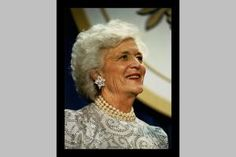 First Ladies Picture Gallery: Barbara Bush