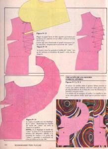 T Shirt Sewing Pattern, Corset Pattern, Collar Pattern, Pattern Drafting, Sewing Hacks, Sewing Tutorials, Sewing Projects, Clothing Patterns, Dress Patterns