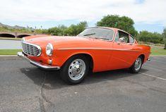 Restored 1968 Volvo P1800S 4-Speed   Bring a Trailer