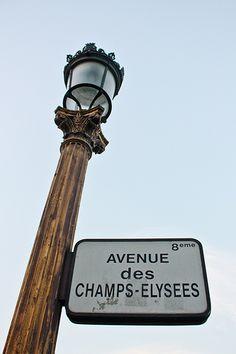 avenue des champs-élysées (paris)