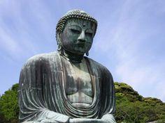Japan in Language studies abroad - Long term language courses - ESL Language Travel Great Places, Beautiful Places, Places To Visit, Japanese Buddhism, Giant Buddha, Kamakura, Japan Travel, Japan Trip, Study Abroad