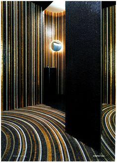 bisazza stripes fall #bisazza #Italian #Mosaic #Tile
