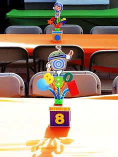Team Umizoomi Birthday Party Ideas | Photo 1 of 26 | Catch My Party