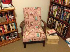 Clare @claregarry6 - #612Bookfest My reading corner