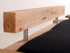 Das Doppelbett MAITO Ist Ein Highlight In Jedem Schlafzimmer. Massive Möbel  Sind Stabil Und R