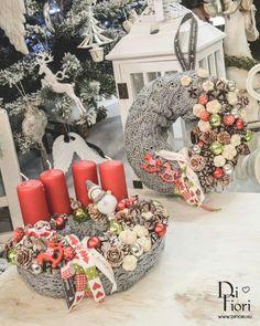 Christmas Advent Wreath, Xmas Wreaths, Winter Christmas, Christmas Cards, Christmas Tree, Advent Box, Xmas Decorations, Diy And Crafts, Holiday Decor