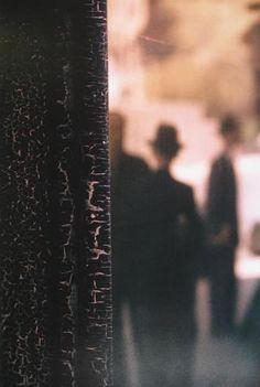 Cracks, 1957 - Saul Leiter - Artists - Jackson Fine Art - Photography - Atlanta