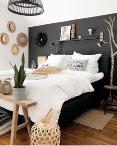 Charming Bohemian Bedroom Decor Ideas - DIY Home Ideas