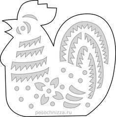 вытынанки, 2017, год петуха, курица, петух, шаблоны для вырезания, из бумаги Kirigami, Paper Cutting, Templates, Crochet, How To Make, Roosters, Color, Insects, Animals