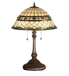 23 Inch H Tiffany Roman Table Lamp Table Lamps