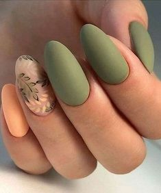 a nail design which very simple to accomplish. Cool nail designs will reveal Fall nail art designs you may want to begin with the colorful Fall leaves. Autumn Nails, Winter Nails, Nails Design Autumn, Fall Nail Art Autumn, Red Summer Nails, Green Nails, Spring Nails, Fall Nail Art Designs, Nail Designs For Summer