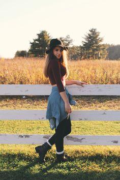 Fall Photoshoot, teens, teen girls