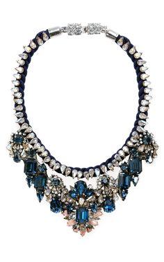 Shourouk Gilda Necklace at Moda Operandi