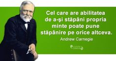 Andrew Carnegie, Spiritual Quotes, Wise Words, Einstein, Philosophy, Spirituality, Facts, Romania, Blessings