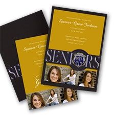 your one stop website for the most unique graduation cards, ideal for both announcements and invitations at InvitationsByU.com