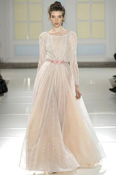 Temperley SS14 - Who will be wearing this as a wedding dress? x