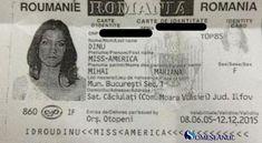 Şi-au bătut joc părinţii de ea? Ce nume a primit o româncă la botez te face să razi cu lacrimi! Şi poliţiştii se miră când îi văd buletinul Miss America, Biro, Baywatch, Funny Pictures, Funny Pics, Identity, Jokes, Youtube, Beans