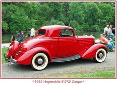 1935 Hupmobile Coupe