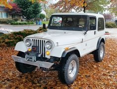 1982 CJ7 Limited Original Paint