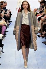 Sfilate Chloé Collezioni Autunno-Inverno 12-13 - Sfilate Parigi - Moda Donna - Style.it