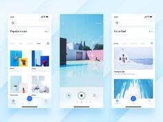 03 Mobile Ui Design, Ui Ux Design, Ui Animation, Ui Web, Screen Design, User Interface Design, App Ui, Homescreen, Mobile App