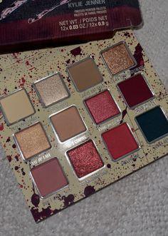 Kylie, Palette, Jenner, Makeup Items, Eyeshadow, Beauty, Eye Shadow, Pallets, Eye Shadows