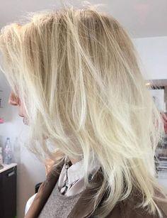 Blond polaire, Vu sur Instagram : Idée 1