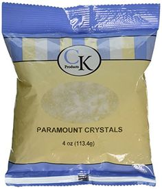 CK Products Paramount Crystal, 4 oz, White CK Products