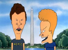 """Beavis and Butt-head are coming back to MTV. The New York Post's Michael Starr reports that """"Beavis and Butt-head"""" episodes are """"in the works. Mtv, Slang Phrases, Mike Judge, 90s Cartoons, 90s Nostalgia, Comedy Central, 90s Kids, Cartoon Characters, Childhood Memories"""