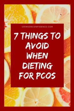 Are you tired of trying diet after diet and not seeing results? Do you feel you are eating the perfect diet, yet your PCOS symptoms are all just the same? I may have the answer for you!