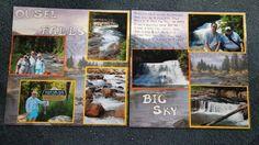 Ousal Falls - Scrapbook.com