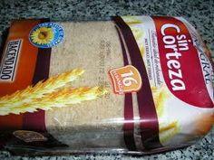 Pan de molde sin corteza Hacendado 2 rebanadas 3pp.