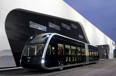 Metrobus Irizar ie tram