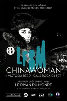 Chinawoman Divan Du Monde