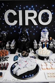 darth vader birthday party ideas | items used in this party available in kara s party ideas shop