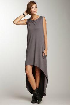 Planet Fishtail T-Shirt Dress by Graduation Dresses on @HauteLook