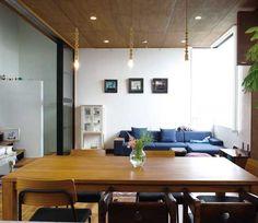 リビングに人の集まる、スキップフロアの家 – あなたの夢を暮らしを応援する住宅情報誌「週刊かふう」新報リビングニュース 沖縄 家