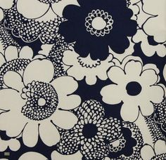 Latest Designer Fabric 'Carolina in Blue' by Alexander Henry (USA). Buy fabrics,curtains,blinds,cushions,lampshades online Textile Patterns, Flower Patterns, Print Patterns, Wallpaper Designs, Designer Wallpaper, Bold Prints, Art Prints, Alexander Henry, Buy Fabric