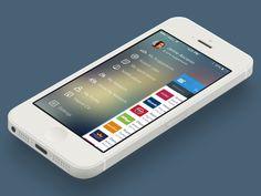 iOS 7 Aside Menu