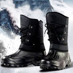 Fishing Boots - All You Need To Know About Salmon Fishing Leather Booties, Suede Boots, Ankle Booties, Mens Snow Boots, Winter Snow Boots, Warm Waterproof Boots, Waterproof Fabric, Lightweight Hiking Boots, Flat Lace Up Shoes