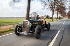 1932 Vauxhall 26HP
