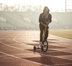 compact halfbike by kolelinia brings joy back to urban mobility - designboom   architecture
