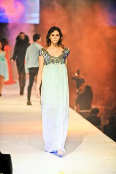 A dress inspired by Haku from Spirited Away? I want it!