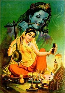 Mirabai and other 15th- to 17th-century Bhakti movement poets drew their inspiration, in part, from the legends and ideas in Bhagavata Purana.