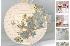 Lampadario Di Carta Velina : 75 fantastiche immagini su idee per lilluminazione lampade da