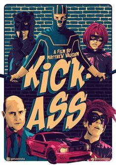 Kick-Ass (2010) [1280 x 1810]