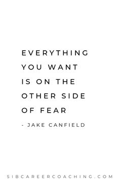 Overcoming Fear Quote - Jaimie Lee Beautyfield - Overcoming Fear Quote No more letting fear stop you from making a career change! You are worthy of so much more! Fearless Quotes, Self Love Quotes, Words Quotes, Wise Words, Quotes To Live By, Life Quotes, No Fear Quotes, Career Quotes, Quotes For Change