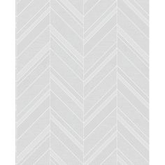 Wrought Studio Alegra L x W Wallpaper Roll Colour: Gray Grey Chevron Wallpaper, Vinyl Wallpaper, Wallpaper Roll, Charcoal Color, Colour Gray, Punta Mita, Silver Glitter, Studio, Kitchen And Bath