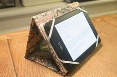 Kindle/Tablet case and stand.